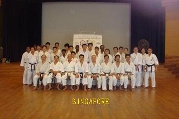 シンガポール支部
