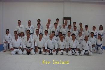 ニュージーランド支部